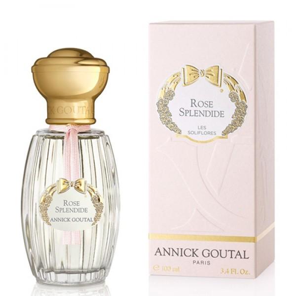 Rose Splendide - Les Soliflores - Annick Goutal -Eau de toilette