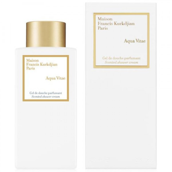 Aqua Vitae - Shower Gel  - Maison Francis Kurkdjian -Bath and Shower