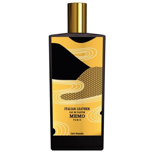 Italian Leather - Memo -Eaux de Parfum
