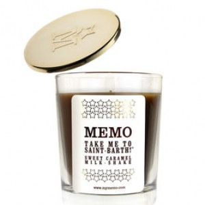 Take Me To Saint Barth ! - Memo -Scented candles