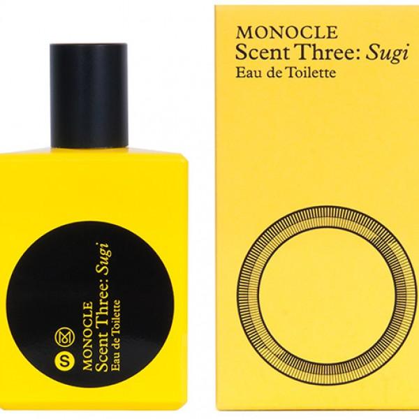 Monocle Scent Three : Sugi - Comme Des Garçons -Eau de toilette