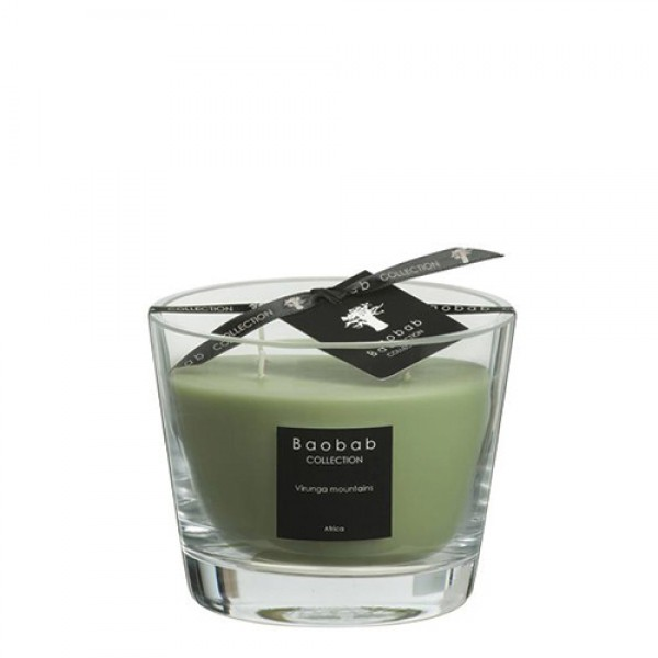 Virunga Mountains Max 10 - Baobab Collection -Scented candles