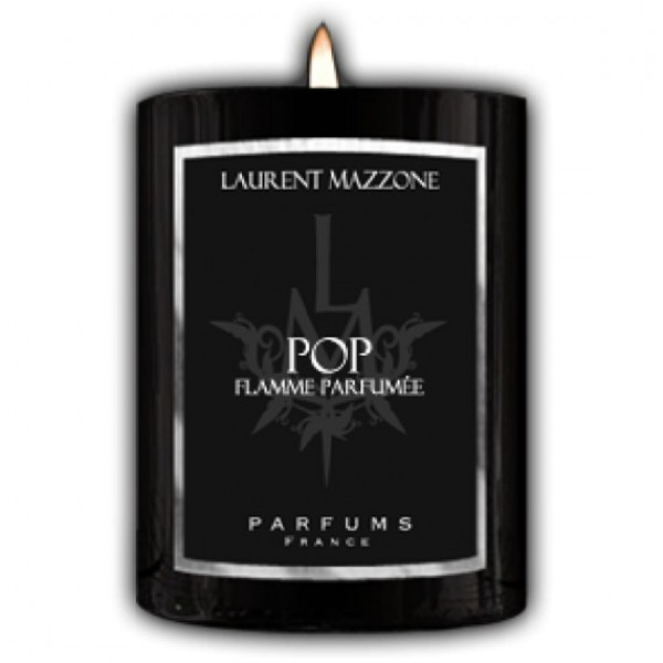 Pop - Laurent Mazzone Parfums -Bougie parfumée