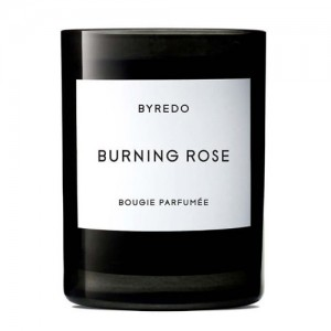 Burning Rose - Byredo -Scented candles