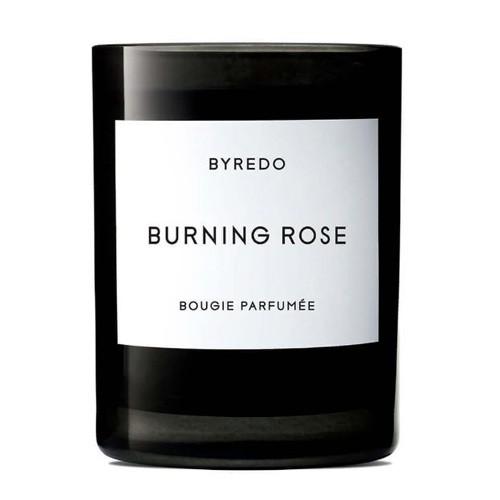 Burning Rose - 240G - Byredo -Bougie parfumée