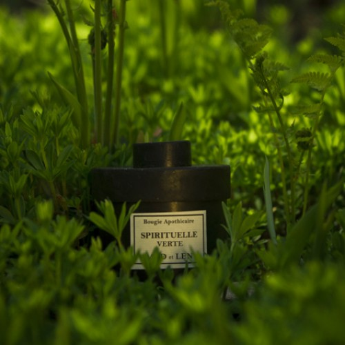 Spirituelle  - Mad Et Len -Bougie parfumée