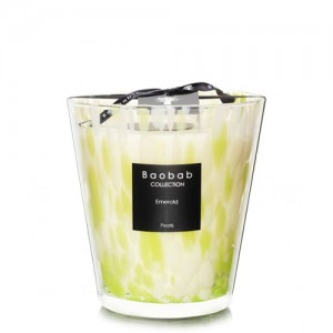 Emerald Pearl Max 16 - Baobab Collection -Bougie parfumée