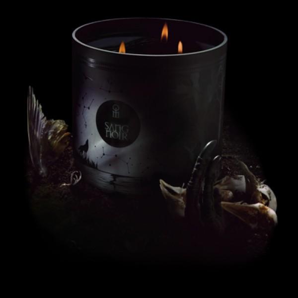 Sang Noir - Liquides Imaginaires -Bougie parfumée