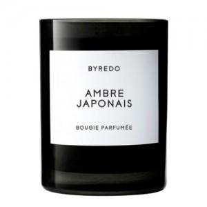 Ambre Japonais - Byredo -Bougie parfumée