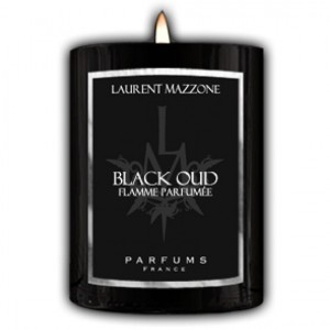 Black Oud - Laurent Mazzone Parfums -Scented candles