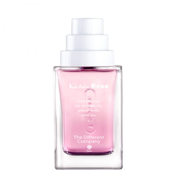 Kâshân Rose - Flacon Rechargeable - The Different Company -Eau de toilette