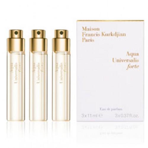 Aqua Universalis Forte - Recharges - Maison Francis Kurkdjian -Parfum pour Voyage