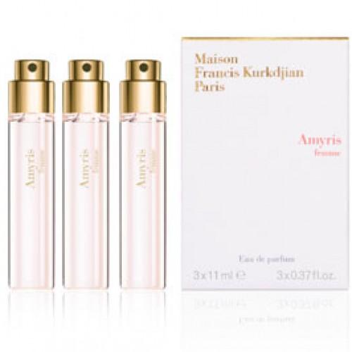 Amyris Femme - Recharges - Maison Francis Kurkdjian -Parfum pour Voyage