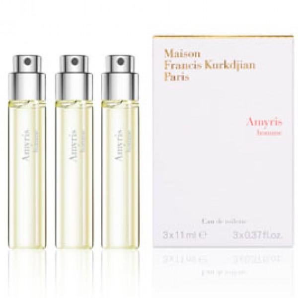 Amyris Homme - Recharges - Maison Francis Kurkdjian -Parfum pour Voyage