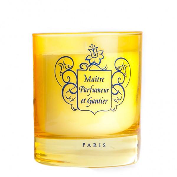 Thé Noir - Maitre Parfumeur Et Gantier -Bougie parfumée