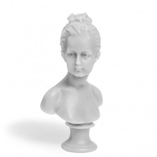 Bust Louise - Gray - Cire Trudon -Decoratoin