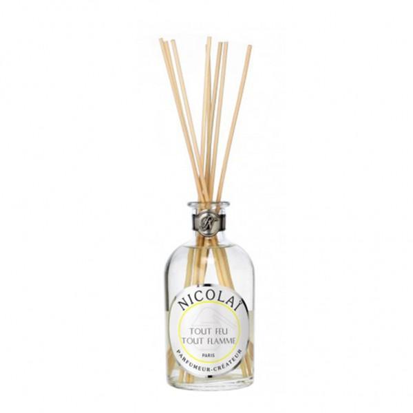 Tout Feu Tout Flamme - Patricia De Nicolai -Scented diffusers with sticks