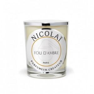 Fou D'ambre - Patricia De Nicolai -Scented candles