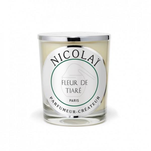 Fleur De Tiaré - Patricia De Nicolai -Bougie parfumée