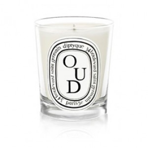 Oud - Diptyque -Scented candles
