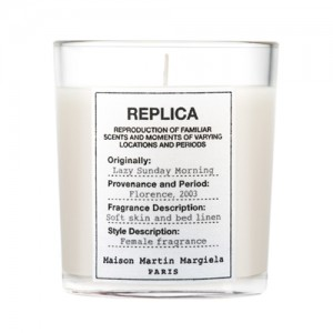 Lazy Sunday Morning - Maison Martin Margiela -Scented candles