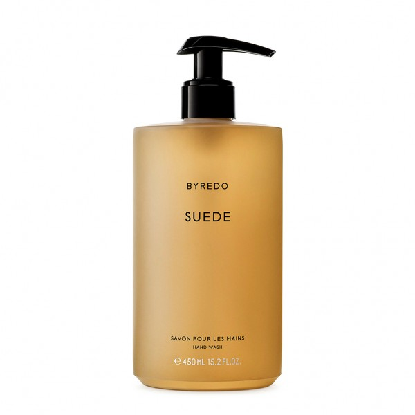 Suede - Hand Wash - Byredo -Hand care