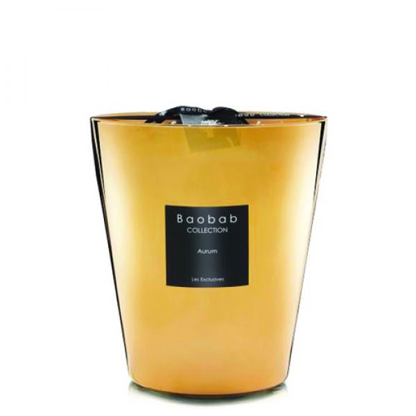Aurum - Max 16 - Baobab Collection -Bougie parfumée