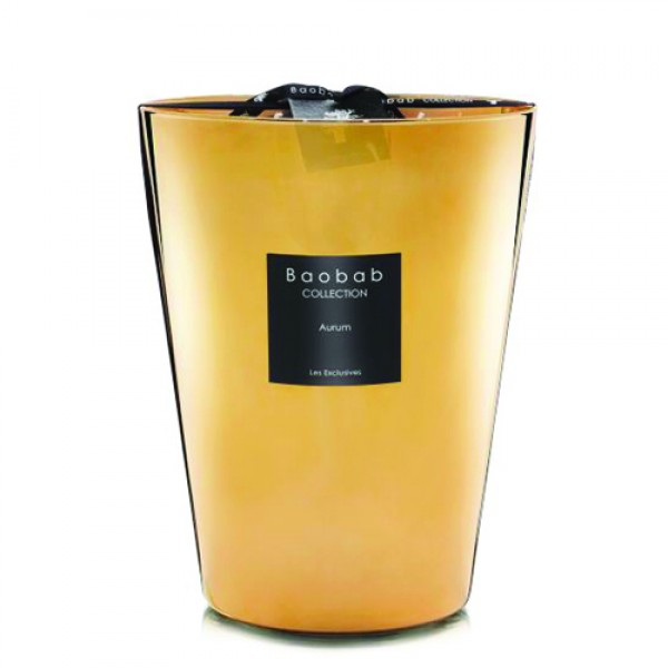 Aurum - Max 24 - Baobab Collection -Bougie parfumée