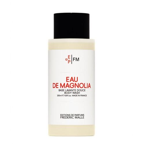 Eau De Magnolia  - Base Lavante  - Editions De Parfums Frederic Malle -Bain et Douche