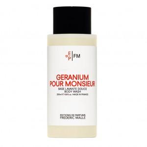 Geranium Pour Monsieur - Base Lavante  - Editions De Parfums Frederic Malle -Bain et Douche