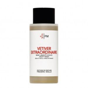 Vetiver Extraordinaire - Base Lavante  - Editions De Parfums Frederic Malle -Bain et Douche