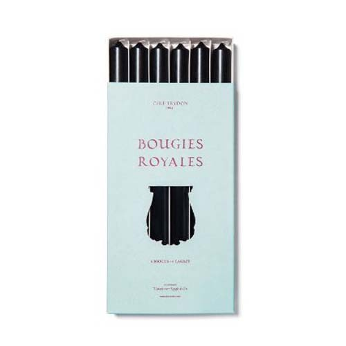 Royale Noir - Chandelles - Cire Trudon -Décoration