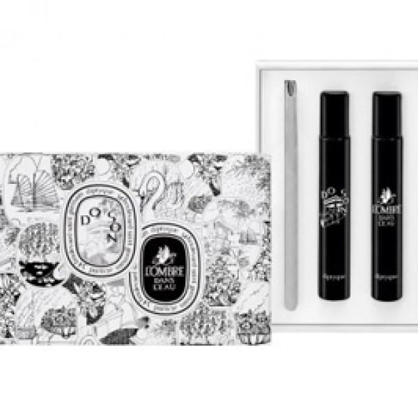 Duo D'huiles Parfum- L'ombre Dans L'eau Et Do Son - Diptyque -Parfum pour Voyage