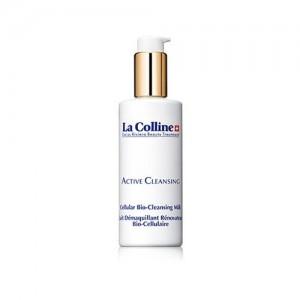 Lait Démaquillant Rénovateur Bio-Cellulaire - La Colline Swiss Riviera Beauty Treatment -Anti aging care