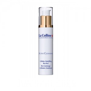 Bio-Gommage Cellulaire Modelant - La Colline Swiss Riviera Beauty Treatment -Soin anti âge