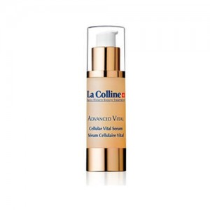 Sérum Cellulaire Vital - La Colline Swiss Riviera Beauty Treatment -Soin anti âge