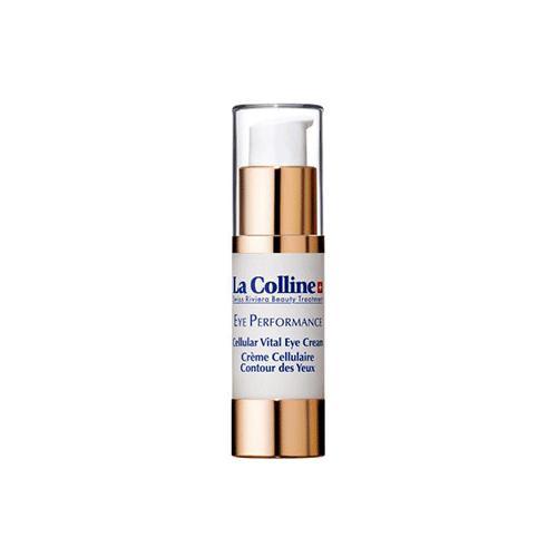 Crème Cellulaire Contour Des Yeux - La Colline Swiss Riviera Beauty Treatment -Soin anti âge