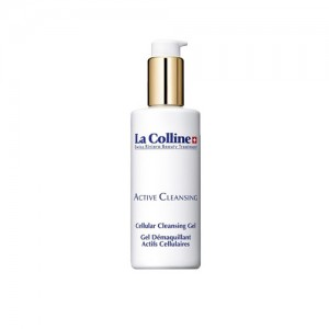 Gel Démaquillant Actifs Cellulaires - La Colline Swiss Riviera Beauty Treatment -Soin anti âge