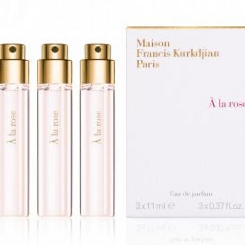 À La Rose - Maison Francis Kurkdjian -Parfum pour Voyage