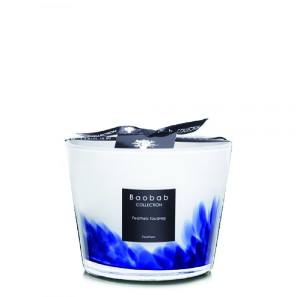 Feathers Touareg - Max 10 - Baobab Collection -Bougie parfumée