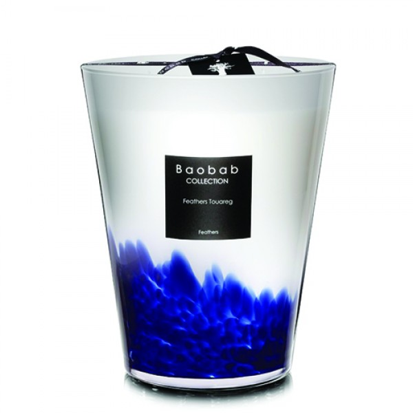 Feathers Touareg - Max 24 - Baobab Collection -Bougie parfumée