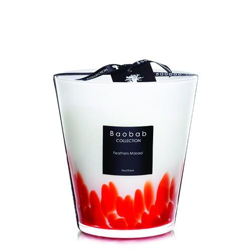 Feathers Masaai - Max 16 - Baobab Collection -Bougie parfumée