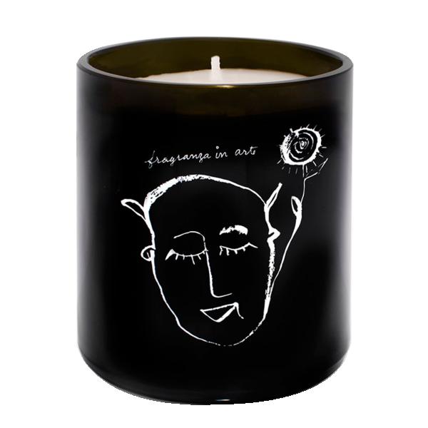 Le Penseur - Maison Bereto -Bougie parfumée