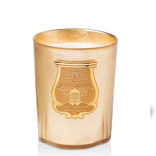 Abd El Kader - Or  - Cire Trudon -Bougie parfumée