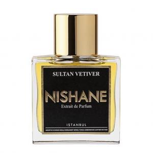 Sultan Vetiver - Nishane Istanbul -Extrait de parfum