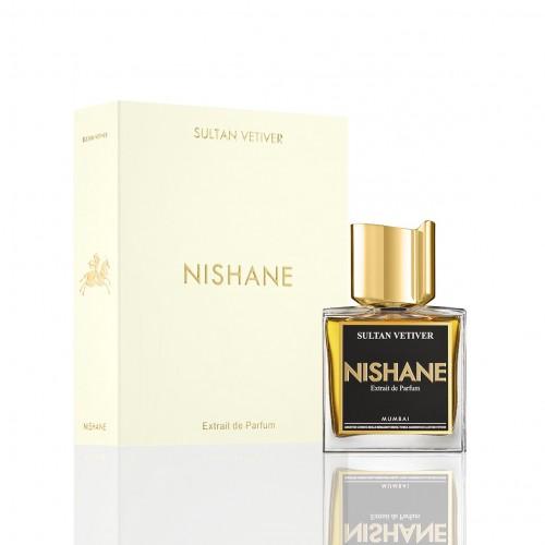 Sultan Vetiver - Nishane -Extraits de Parfum