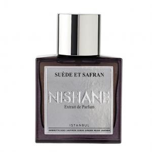 Suède Et Safran - Nishane Istanbul -Extrait de parfum