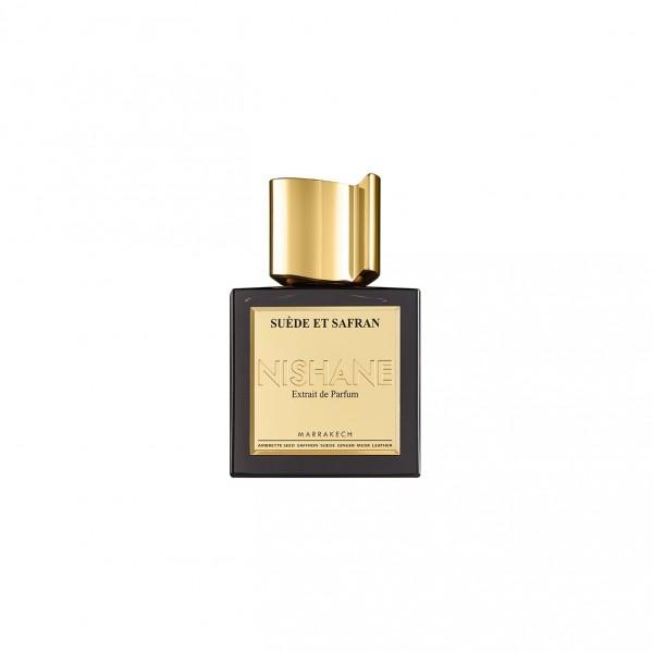 Suède Et Safran - Nishane -Extraits de Parfum