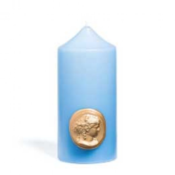 Lavender Pillar Candle - Cire Trudon -Decoratoin