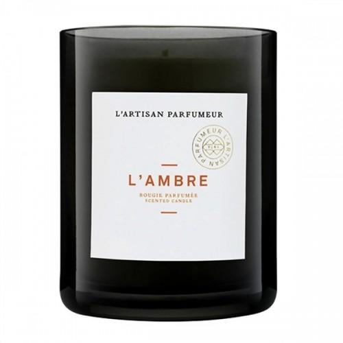 L'ambre - L'artisan Parfumeur -Bougie parfumée